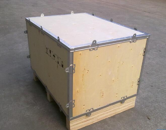 太仓钢带木箱定做