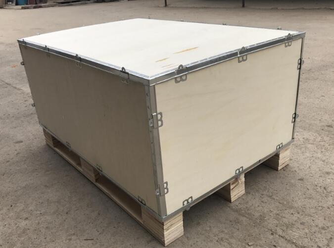太仓钢带木箱